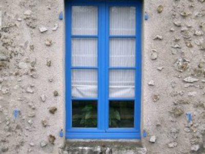 個性的で豊かな窓・街並み