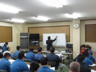 恒例の新春経営発表会を開催しました。
