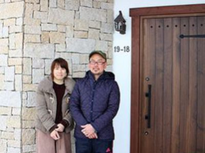 最北端、ユダ木工玄関ドア