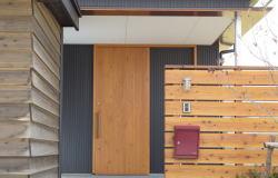 MIYAMA桧玄関引き戸 標準アウトセット枠THシリーズ