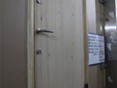 超断熱ドアの研究開発
