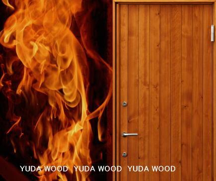 防火木製玄関ドア・ラスティックFHシリーズ