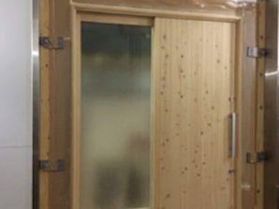 人気の玄関引き戸に新しいデザイン