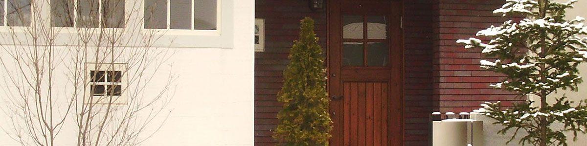 木製ドアの商品紹介