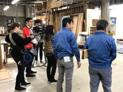 2/20(水)RCCテレビ「イマなまっ!」にてユダ木工が紹介されます。
