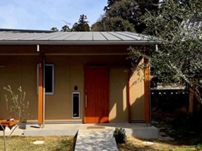 木製ドアのある暮らし、3年、10年、26年。