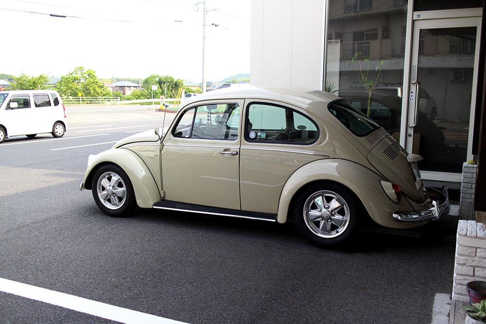 オーナーさまの愛車Beetle