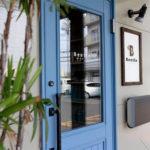 Beetle外観とユダ木工木製ドア
