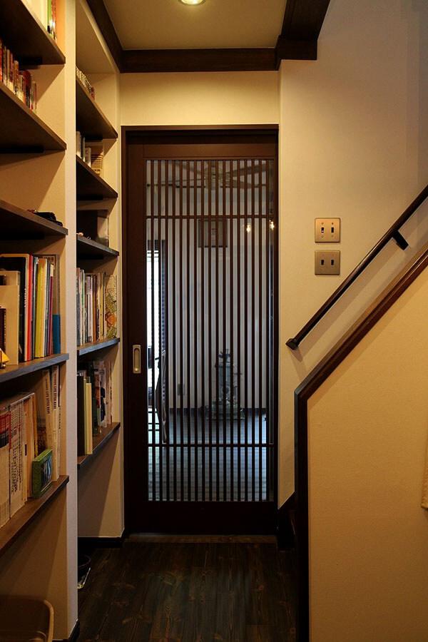 ユダ木工 地檜建具室内ドアシリーズ