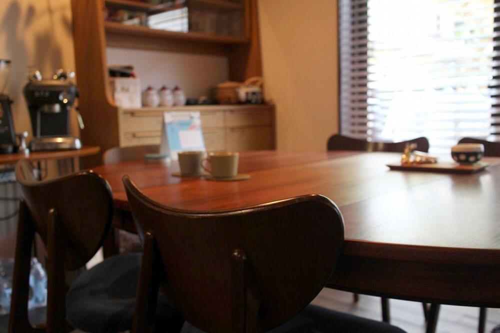 質の良いビンテージ家具