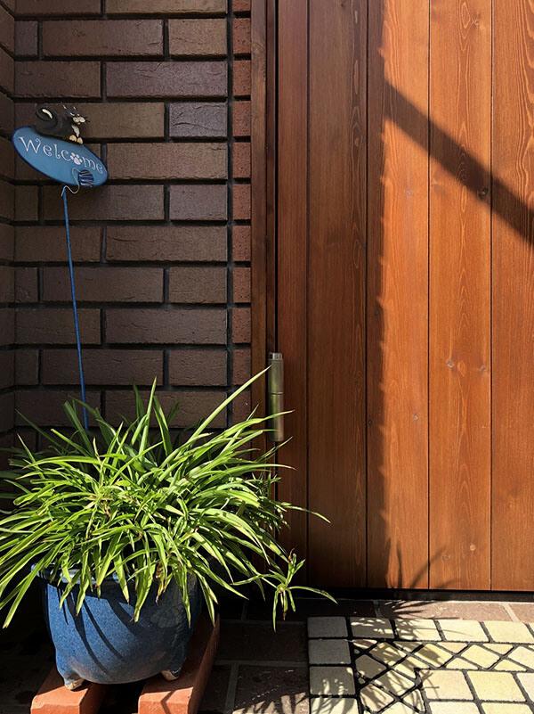 ユダ木工の国産木製玄関ドア MIYAMA桧シリーズ