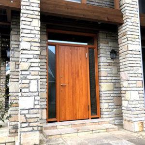リノベーション ユダ木工の木製ドア