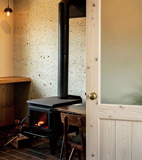 国産ヒノキの無垢ドア ラピュアナ室内ドア