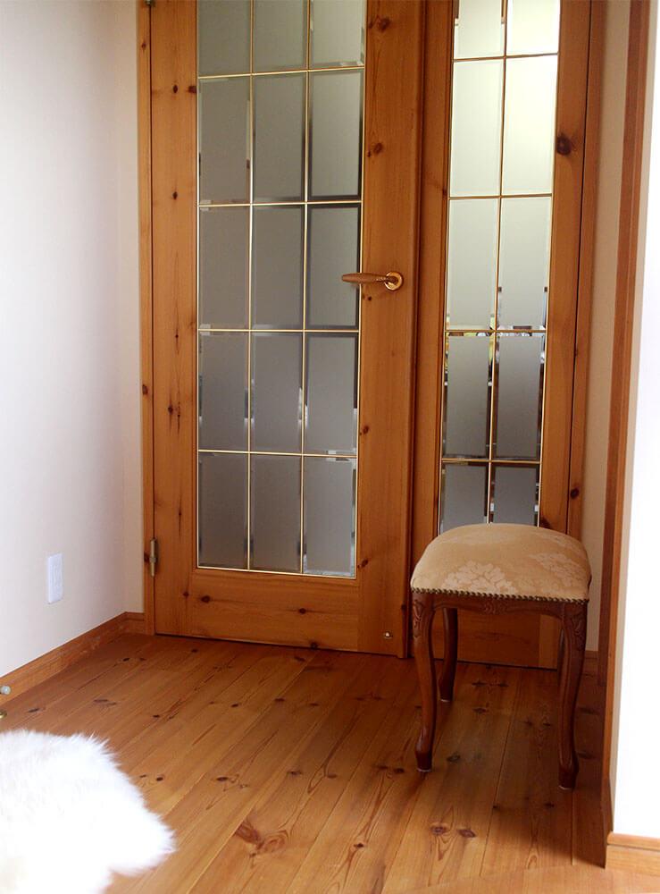 ユダ木工 木製室内ドア