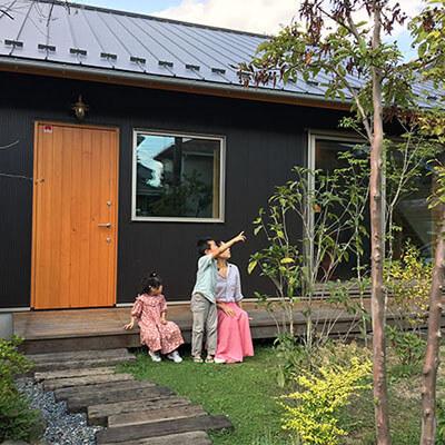 埼玉Y様邸 木製玄関ドア